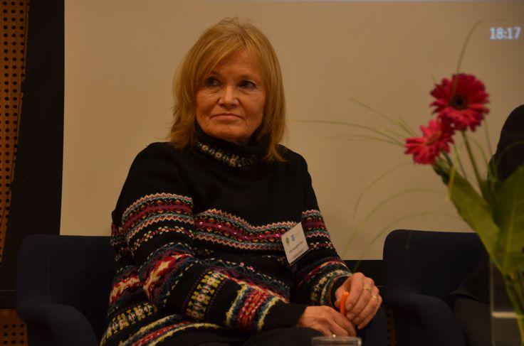 Saamen kielen ja kulttuurin lehtori Irja Seurujärvi-Kari tuntee erilaiset vaikuttaumisen mahdollisuudet.