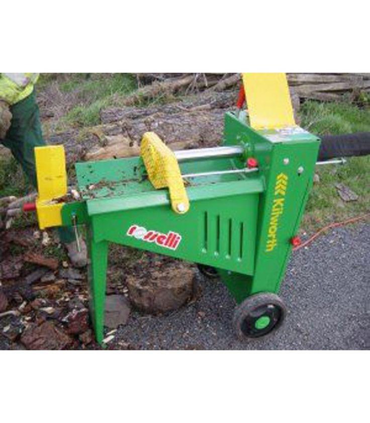 Kilworth IRIS M Electric Log Splitter