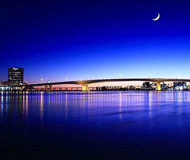 Acosta Bridge (1994), Jacksonville Floride USA