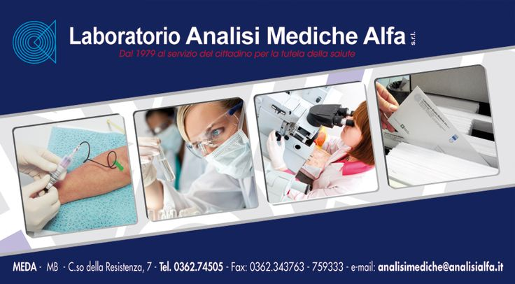 Tablad pubblicizza anche il Laboratorio Analisi Mediche Alfa! http://www.facebook.com/pages/Guido-Borgonovo-Tablad/170810149733250