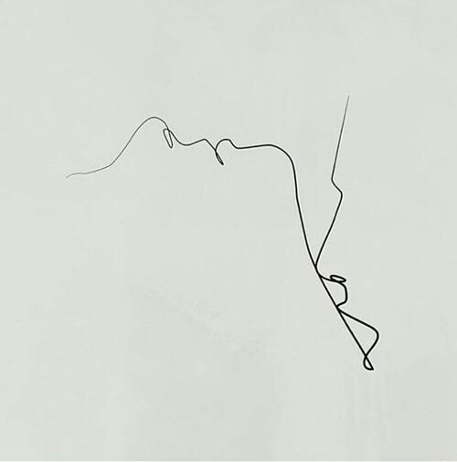 Continuous Line Drawing Tattoo : Best line drawing tattoos ideas on pinterest