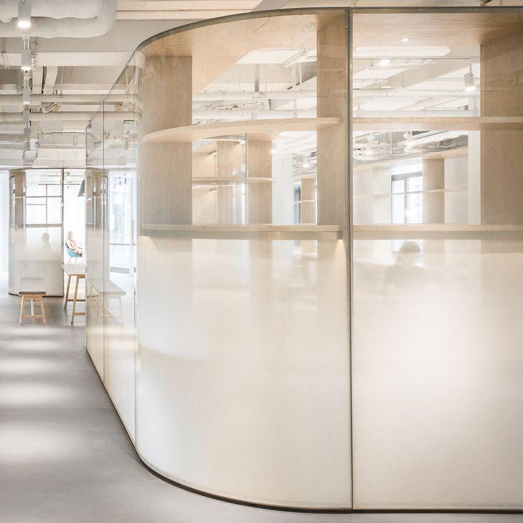 Gallery of NIO Brand Creative Studio Shanghai / Linehouse - 5