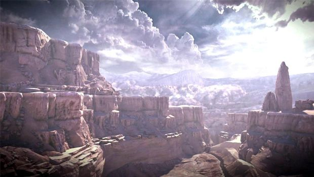 12 video game skyboxes that are far cooler than you think | GamesRadar+