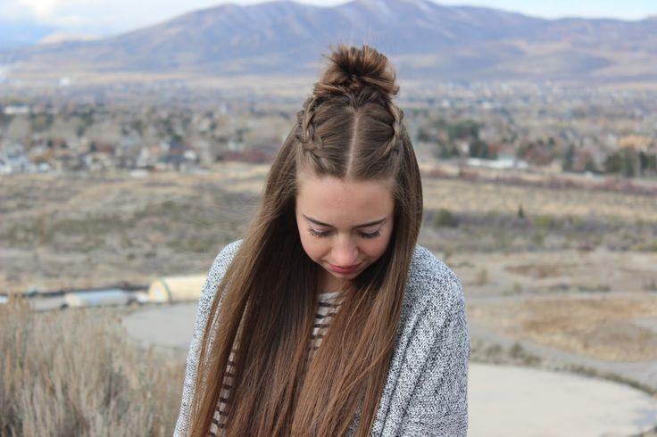 cool Красивые и легкие прически на длинные волосы (50 фото) — Будь неотразимой!