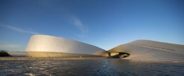 Blue Planet Aquarium in Karstrup, Denmark by 3XN