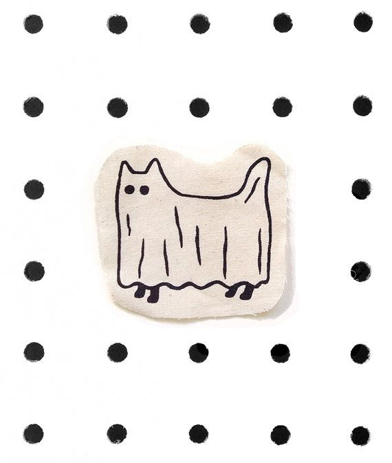 Hey, I found this really awesome Etsy listing at https://www.etsy.com/listing/399510079/ghost-cat-patch