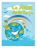 Le jour de la Terre, activités pour enfants.