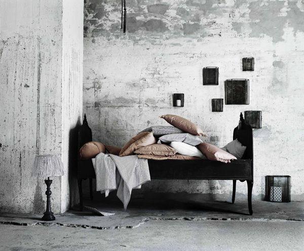 Lanterner til væggen, soveværelse, tine k home, interiør ...