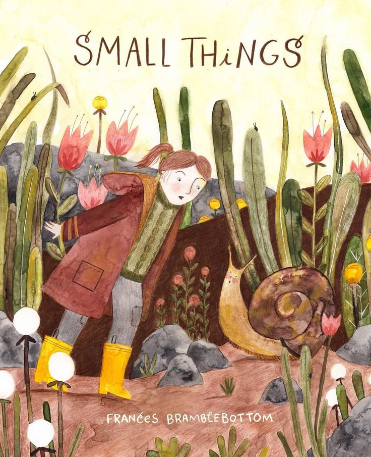 small things . #illustration #illustrator #illustrationartists #drawing #watercolor #coloredpencil #pencil #art #instaart #instaartist #snail #garden #spring #kids #kidlit #childrensbooks #adventure #fiction #painting