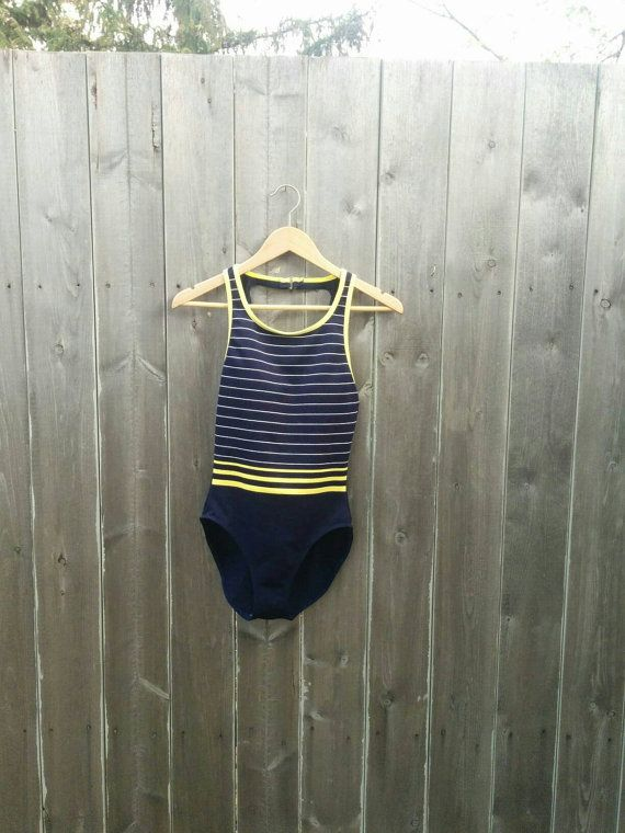 Check out this item in my Etsy shop https://www.etsy.com/listing/387147862/vintage-halter-style-horizontal-striped