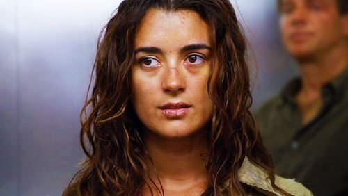 Ziva David, NCIS  Tony  My fave cap.