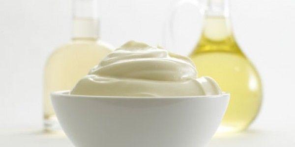 Receta mayonesa casera con o sin huevo y ajo