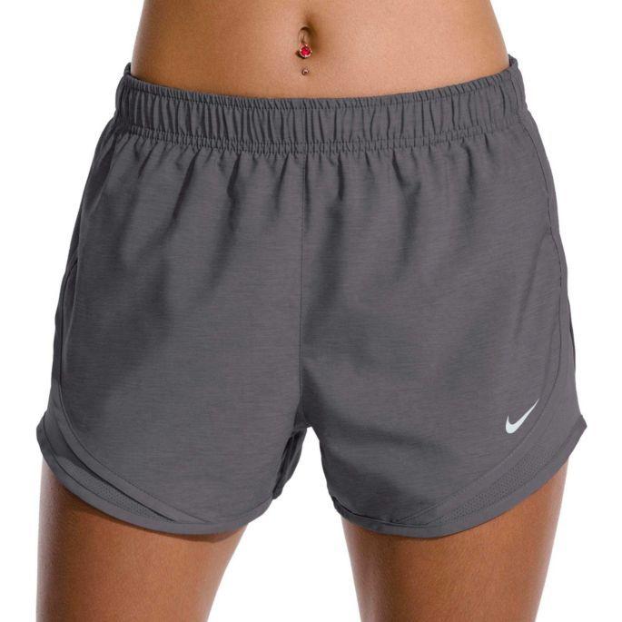 Nike Women's 3'' Heatherized Tempo Running Shorts | Sporty