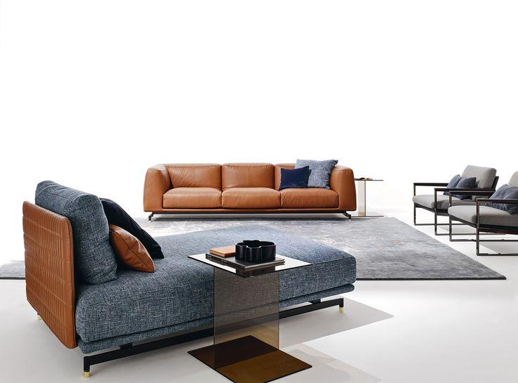 St. Germain - living space  #ditreitalia #sofa #newproducts #2016