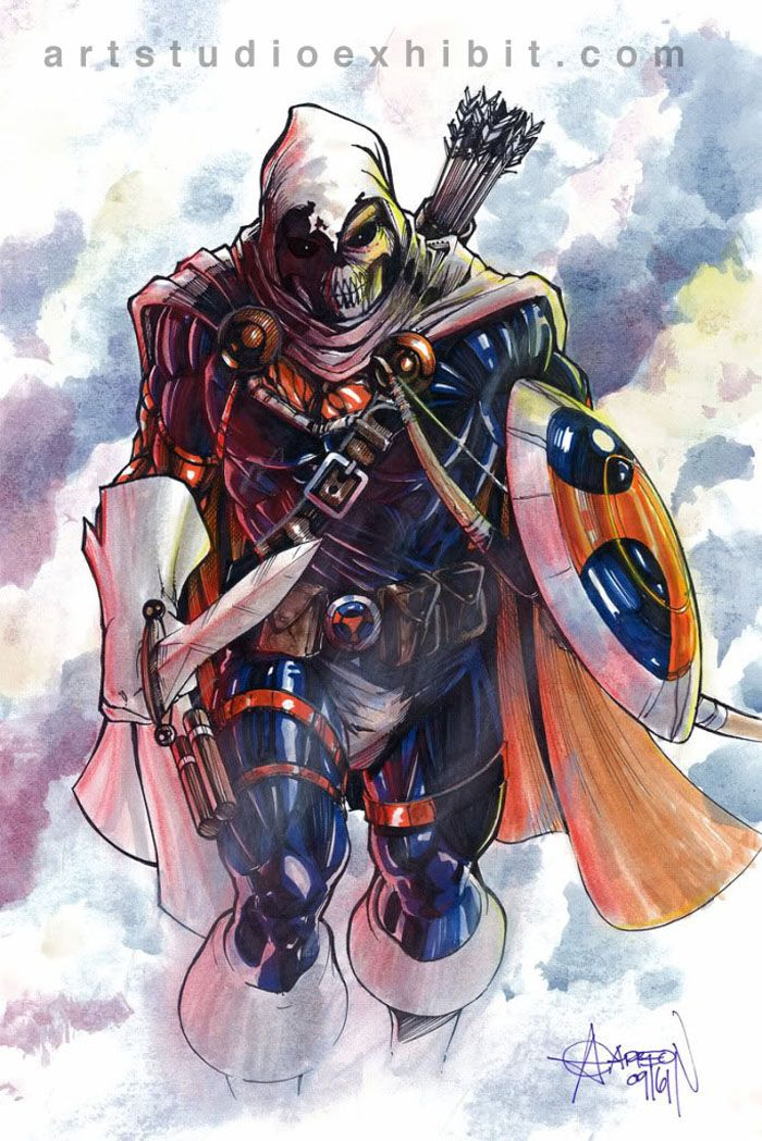 138 best images about Taskmaster Art on Pinterest | Dragon ...