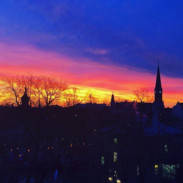Guten Morgen Auf Zu Neuen Taten Sunrise Goodmorning