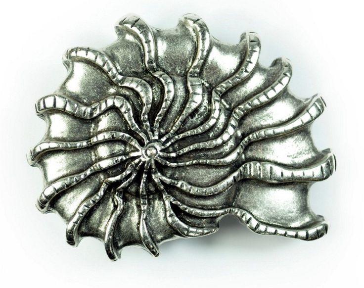 Hebilla Abrochar hebilla de correa Metal Concha para 4 cm Hebilla Diseño | eBay