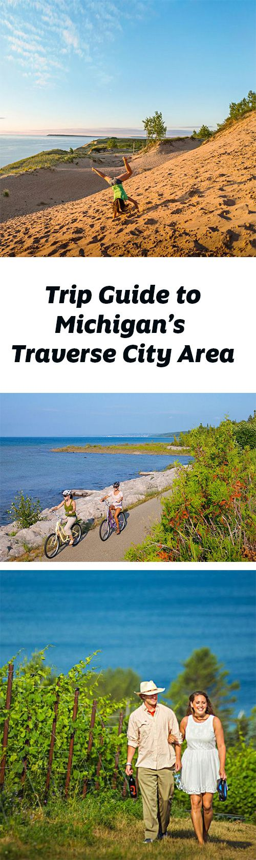 Adventures by the water highlight a visit to Michigan's Traverse City and the surrounding area. Trip guide: http://www.midwestliving.com/travel/michigan/traverse-city/traverse-city-area-trip-guide/