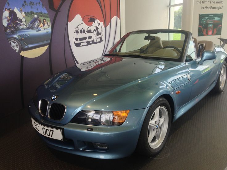 9 Best Images About Bmw Z3 At The Example Of Goldeneye