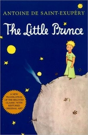 The Little Prince: Simple words can pack a profound punch.  Antoine de Saint-Exupery's Le Petit Prince looks and reads like a children's picture book.  story of ageless lessons and observations, engaging with the world through the eyes of a child to examine love and the importance of the imagination.