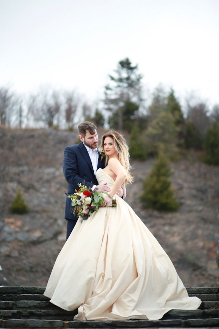 Elegant Smoky Mountain Wedding Anniversary {Jessica Lee Photographic Art}