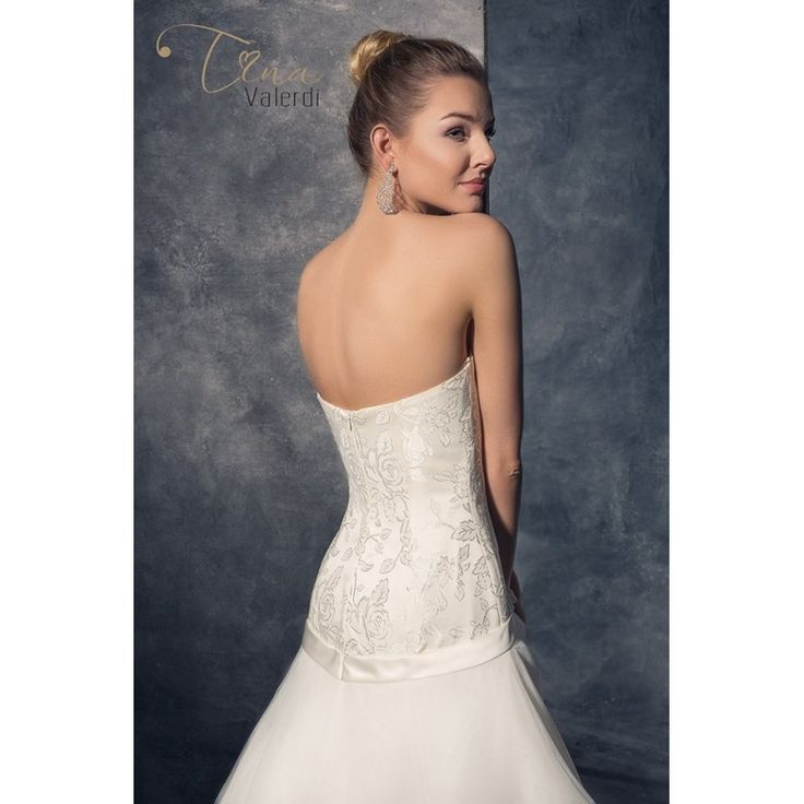 Svadobné šaty s princeznovskou sukňou