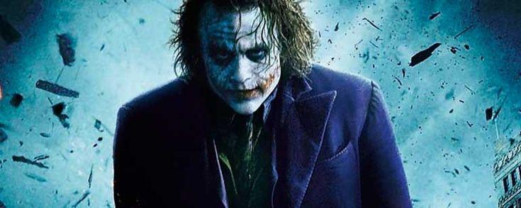 Se publican imágenes desconocidas de Heath Ledger con el traje del Joker pero sin maquillaje - Noticias de cine - SensaCine.com