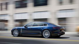 Porsche to bring base Panamera Panamera Executive to LA Auto Show     - Roadshow  Roadshow  News  Sedans  Porsche to bring base Panamera Panamera Executive to LA Auto Show  Enlarge Image  The Panamera Executive is for the driven not the drivers.                                             Porsche                                          When Porsche introduced the all-new 2017 Panamera it rolled out the 4S and Turbo models first. Many of us were left wondering where the base model was if it…