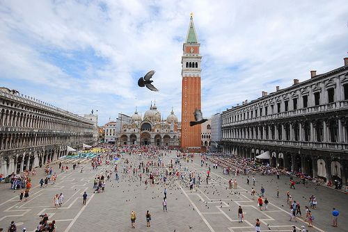 Image result for venice St Mark's Square