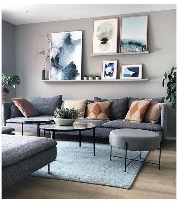 Modern Blue Carpet For Living Room 24031 Scandinavian No House Can Look Good Simple Living Room Decor Living Room Design Modern Elegant Living Room Design