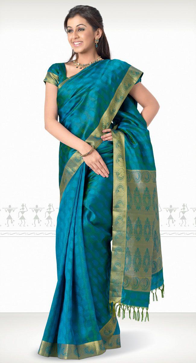 Dharani Silk Saree -