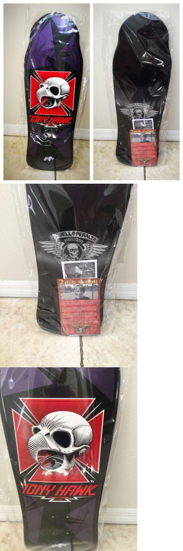 Decks 16263: Powell Peralta Tony Hawk Reissue Skateboard Deck Chicken Skull Bones Brigade -> BUY IT NOW ONLY: $247 on eBay!