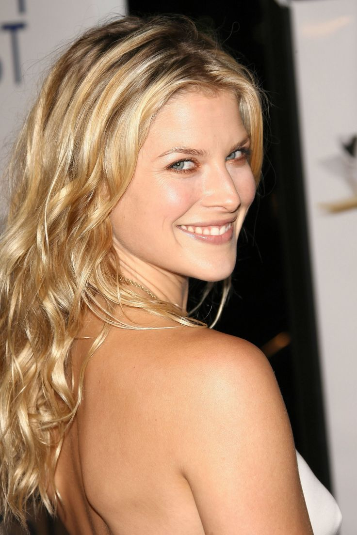 Charming Ali Larter ...A la mode Hairstyles... She has appeared on the covers of Shape, Cosmopolitan, Allure, Glamour, Lucky, InStyle, Maxim and Entertainment Weekly