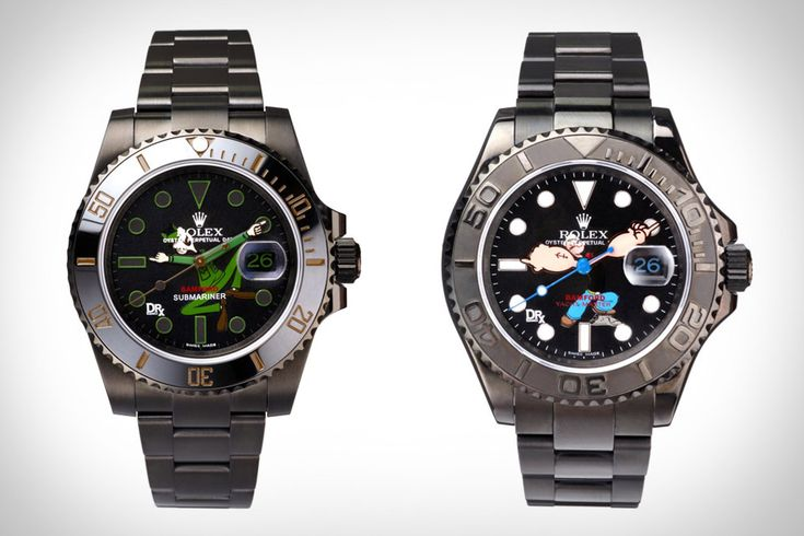Bamford DRx Army Navy Watches