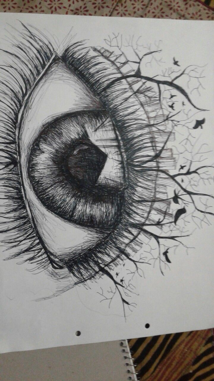 Pen work by siddhika