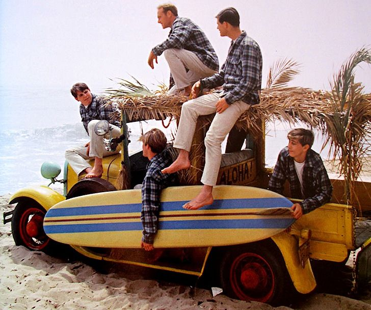california surf band   Surfing and music have always walked together. At the birth of modern ...