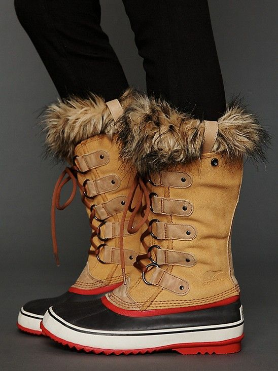 fun winter snow boots