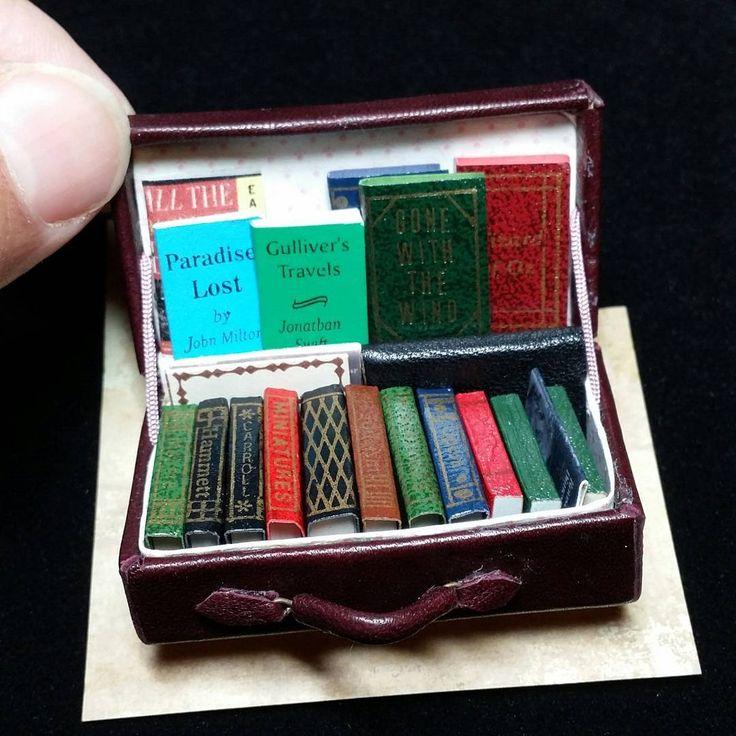 341 Best Miniature Books Images On Pinterest