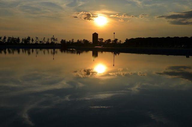 Kroniki Inowrocławskie: W blasku zachodzącego słońca.......