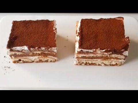 Kedidili Bisküviyle Tiramisu Pasta | Paçikanın Mutfağı
