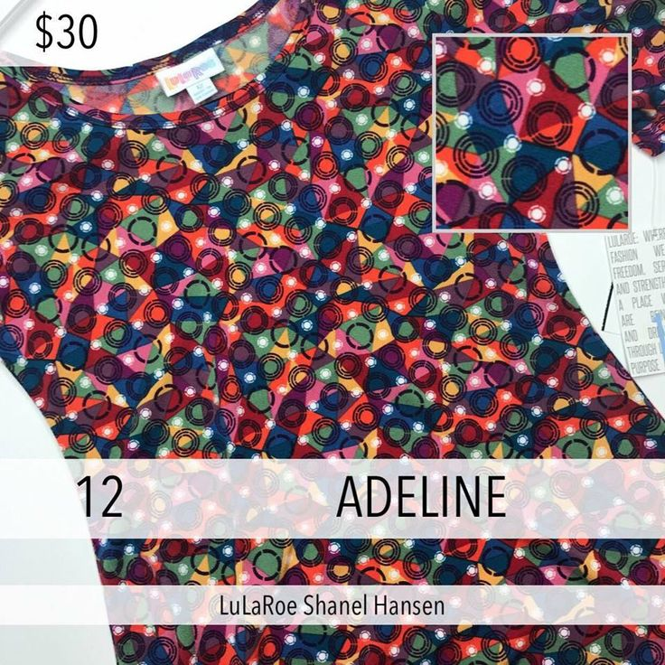 How fun and colorful is this Adeline Dress by LulaRoe?  Shop the LulaRoe Kids Collection Now with Shanel Hansen at https://www.facebook.com/groups/lularoeshanelhansen/  #lularoe #adeline #kids #dress
