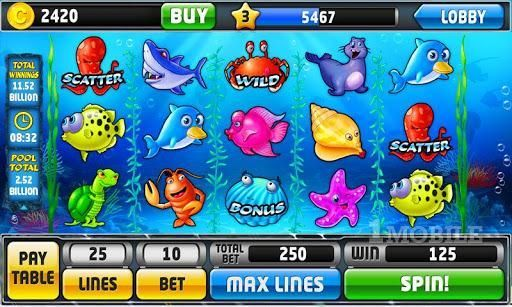 Win free coins in Slots Fever, the top free casino slots game!