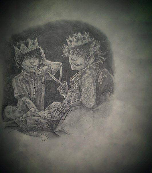 Красавица и Вонючка by Ангел Ти