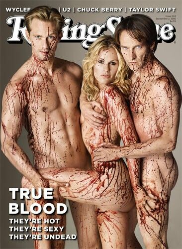I love this magazine cover. Completely wonderful and raunchy.