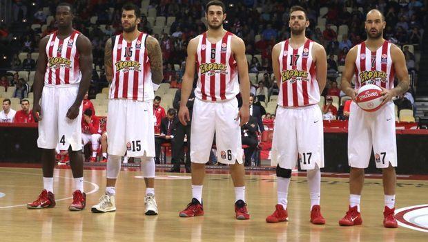 Ολυμπιακός. Πρωταθλητής Ελλάδος στο 12ο πρωτάθλημα.