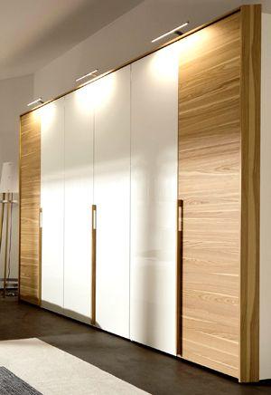 #Hulsta #wardrobes - Classy wardrobes for modern life  http://trisha.co.in/furniture_wardrobes.html