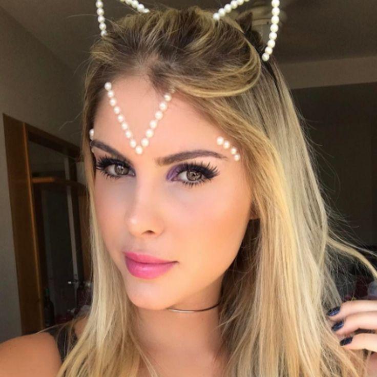 As makes lindas do pré-carnaval 2017 - http://www.pausaparafeminices.com/maquiagem/as-makes-lindas-do-pre-carnaval-2017/