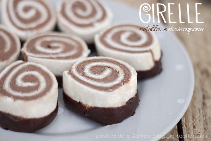 Le Girelle nutella e mascarpone sono dei golosi dolcetti perfetti se siete alla ricerca di una ricetta facile, veloce e sopratutto senza alcuna cottura!