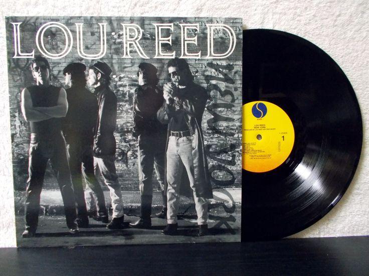 lou-reed-new-york-back Lou Reed Dirty Blvd New York Album
