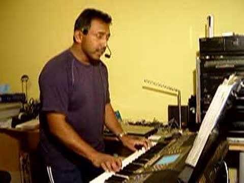 Gavey sings Judy(Elvis Pressley) Yamaha PSR 9000